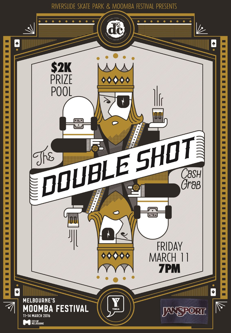 Double Shot Comp - Riverside