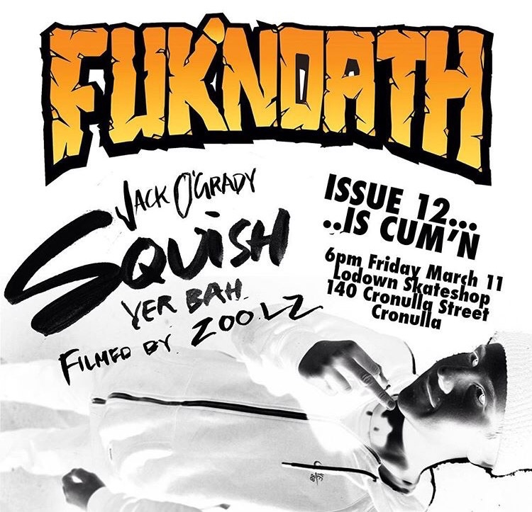 Fuknoath Issue 12 Party