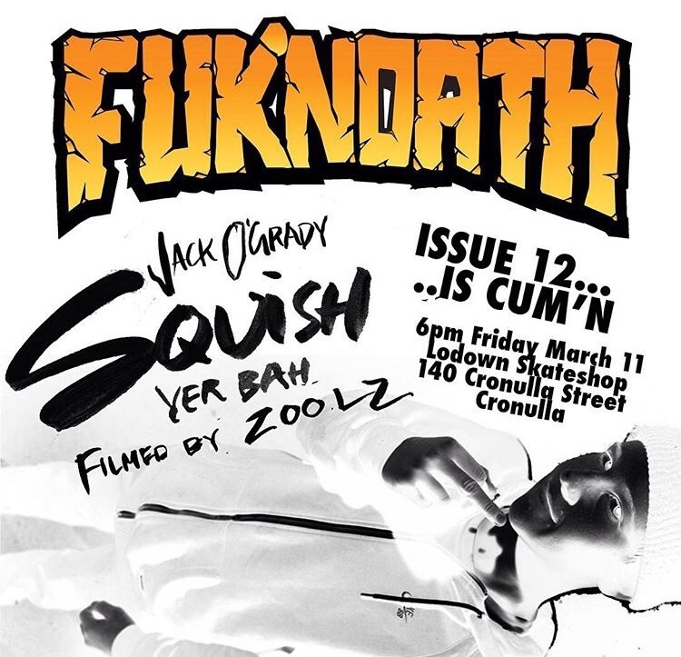 RE: Fuknoath Issue 12 Party