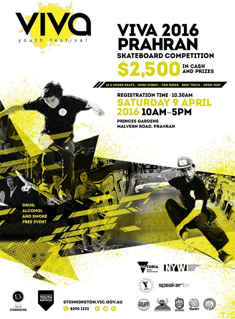 Viva Prahran 2016