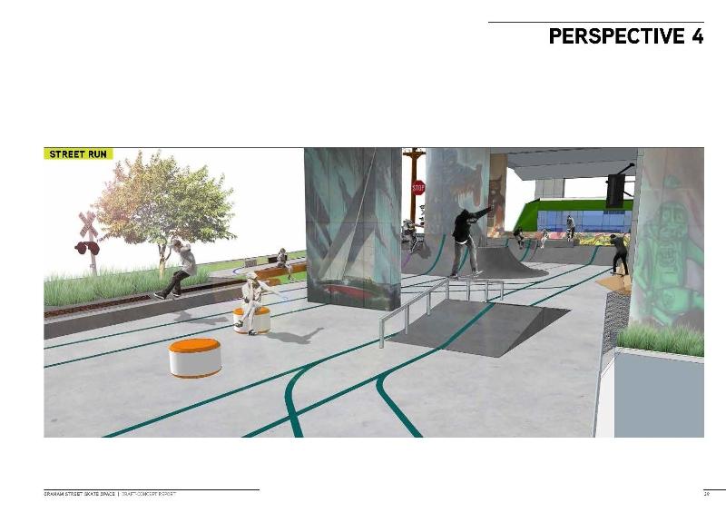 RE: Graham Street Skate Park Upgrade
