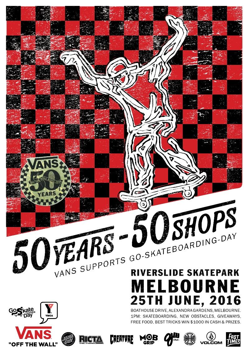Vans Go Skateboarding Day 2016