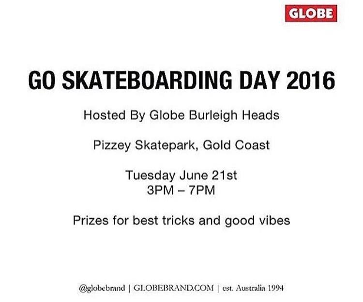 Globe Pizzey GSD