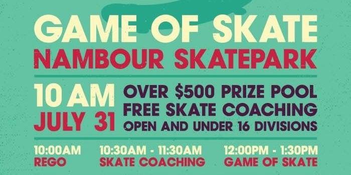 Nambour Game of Skate