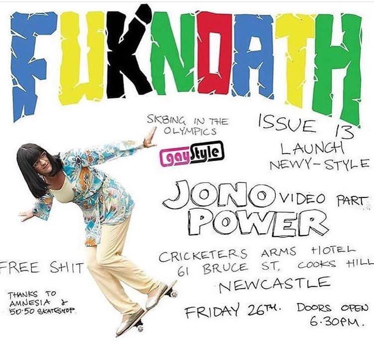Fuknoath 13 Launch