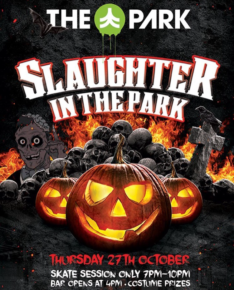 Slaughter at The Park