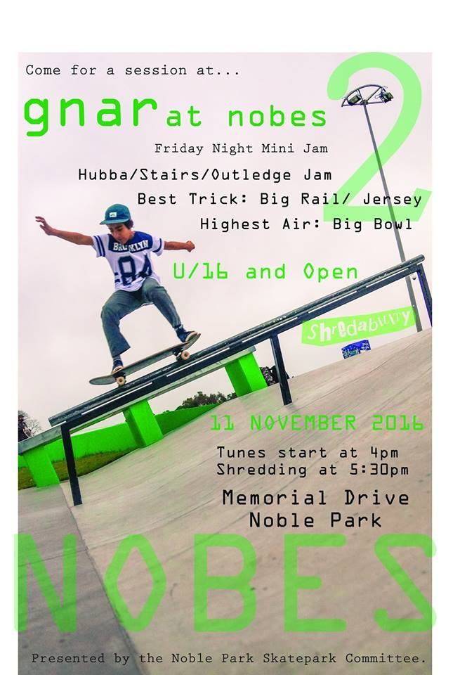 Gnar at Noble 2