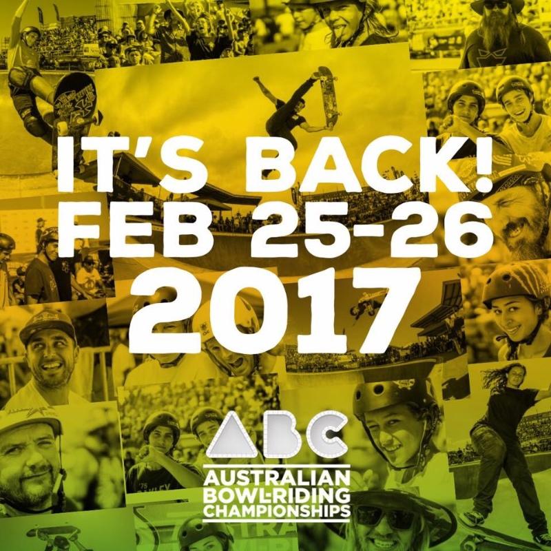 Australian Bowl Riding Championship 2017