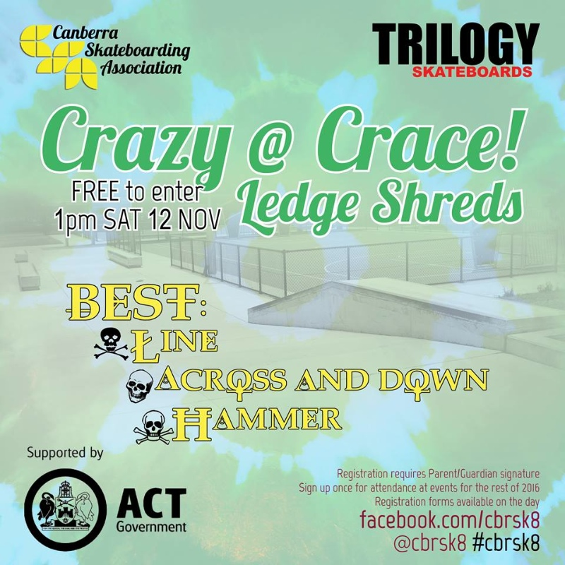 Crazy at Crace