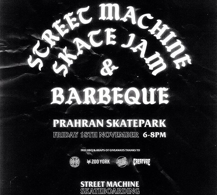 Street Machine Jam and BBQ