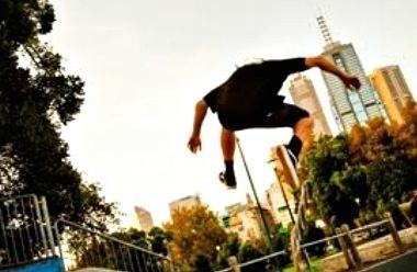 Melbourne Pop Up Skate Spot