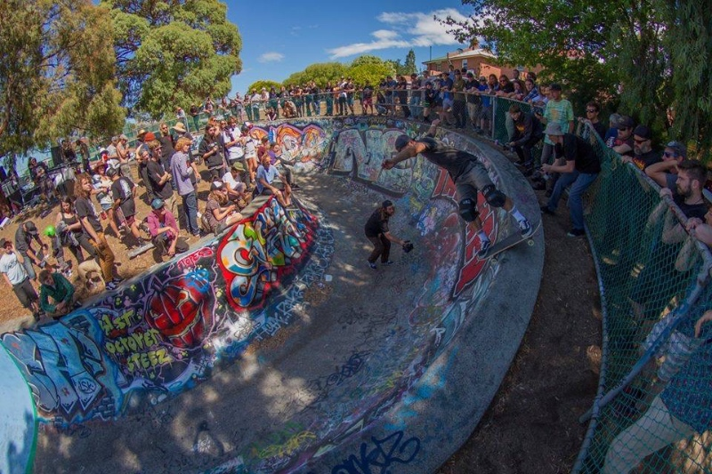 West Hobart Bowl Jam 2017