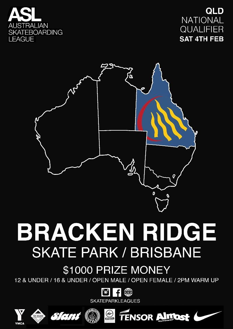 RE: Australian Skateboard League
