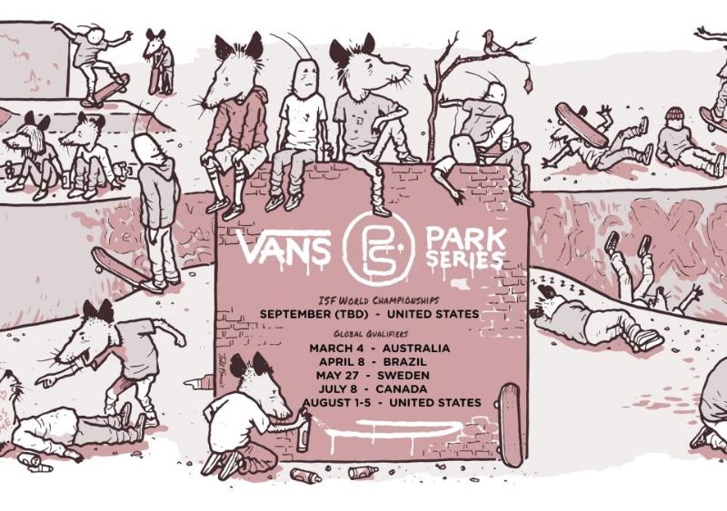 RE: Vans Park Series SYDNEY!!!