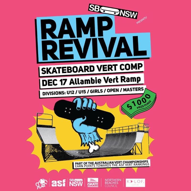 Ramp Revival Allambie