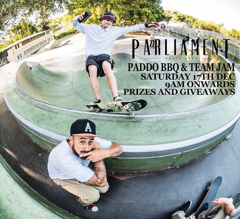 Parliament Paddy BBQ