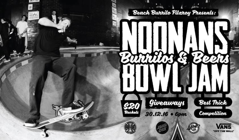 Noonans Bowl Jam