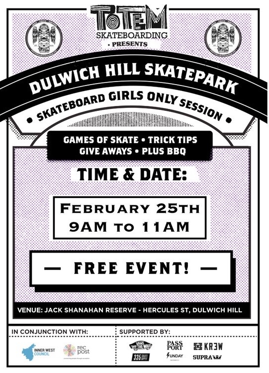 Dulwich Hill Girls Session