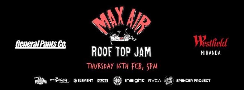 Max Air Jam