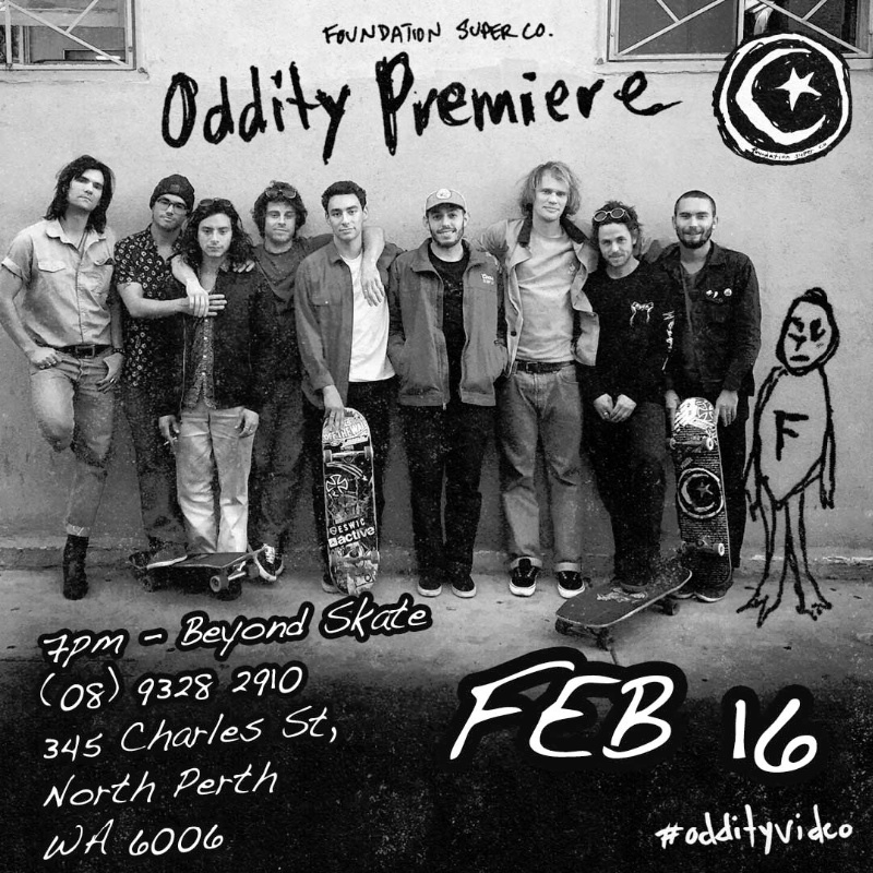 RE: Australian  Oddity premieres