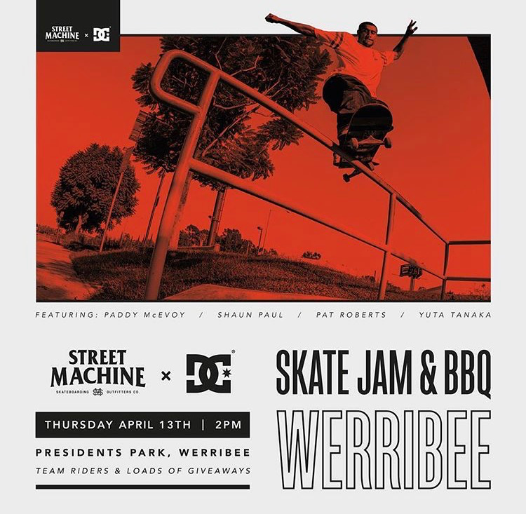 Street Machines DC Werribee Jam