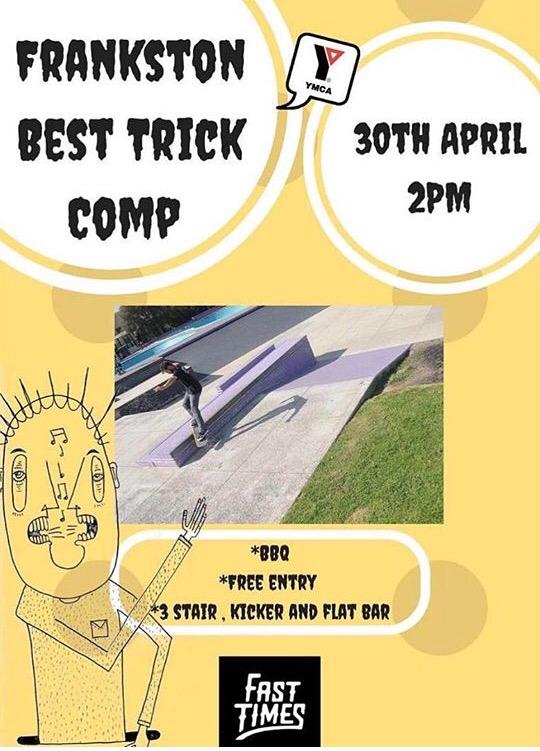 Franga Best Trick Comp