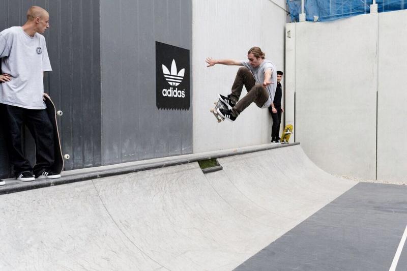 adidas Skateboarding Matchcourt RX Wear Test