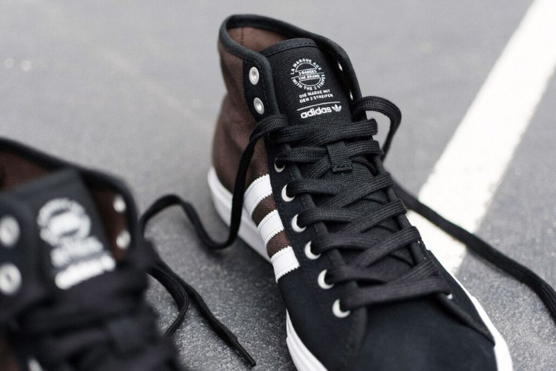 Adidas matchcourt rx con test di melbourne