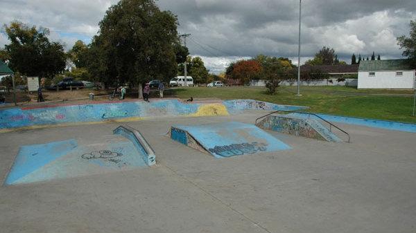 Albury Skatepark Upgrade?