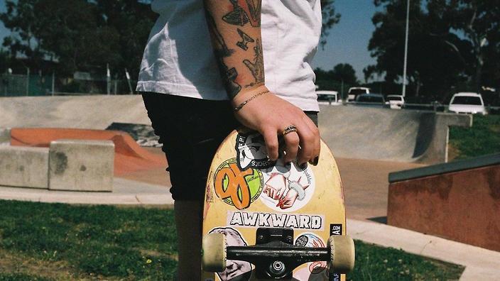 Girl Skate Gangs of Oz