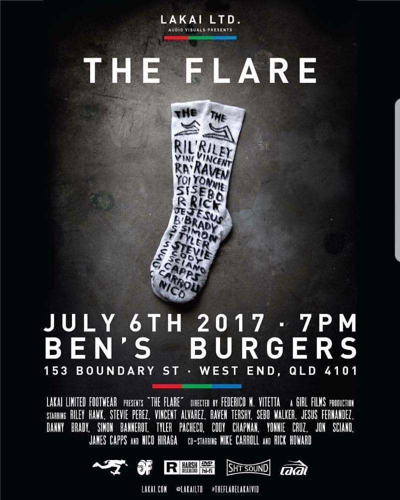 RE: The Flare Premieres