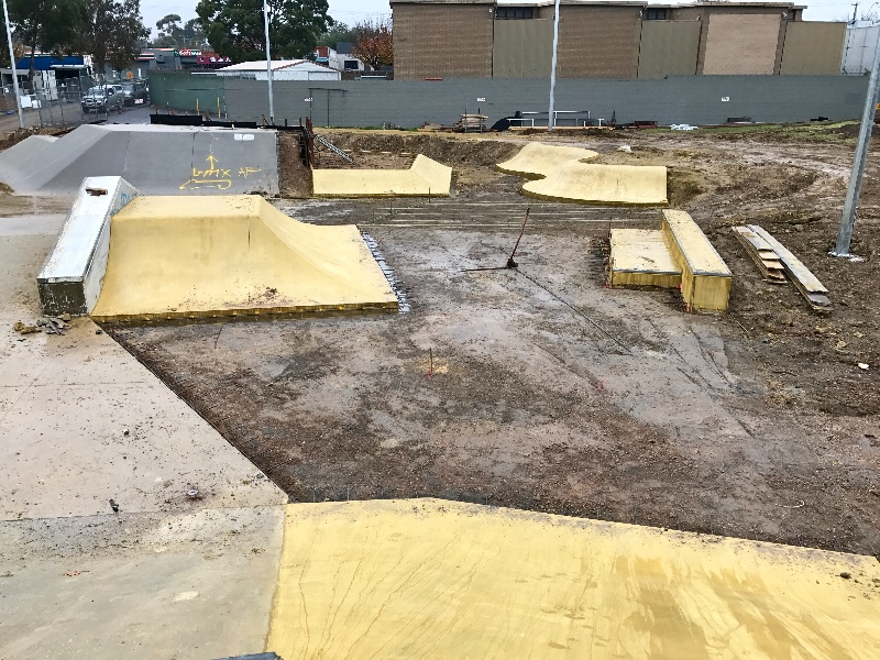 RE: Box Hill Skatepark Upgrade