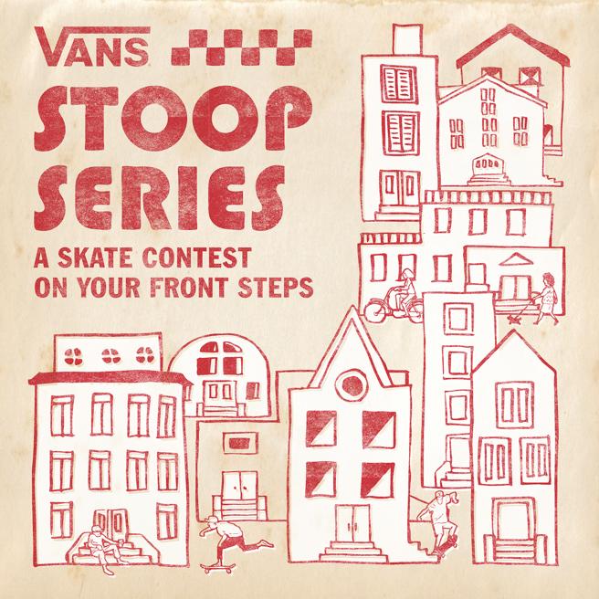Vans Stoop Series