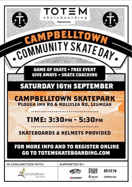 Campbelltown Skate Day