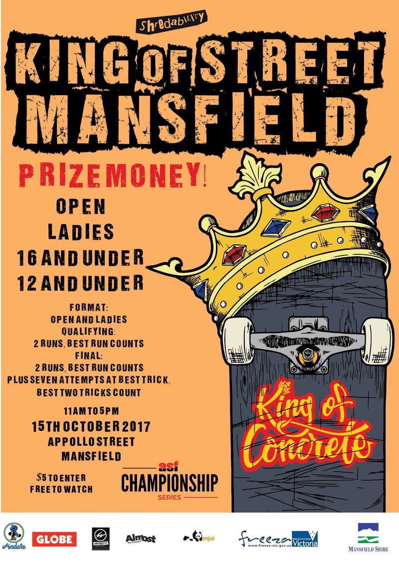 King of Street Mansfield