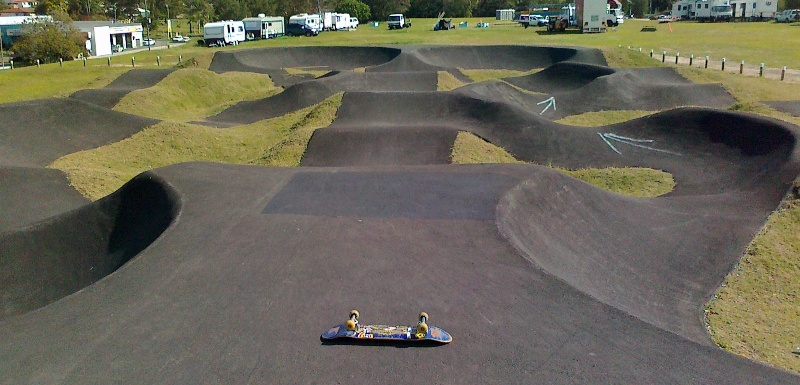RE: Browns Plains park work and pump track