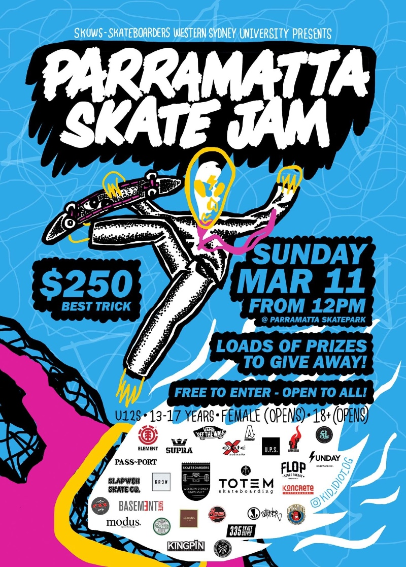 Parramatta Skate Jam
