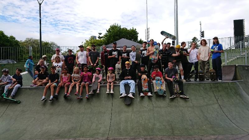 Paddington Skatepark Opening
