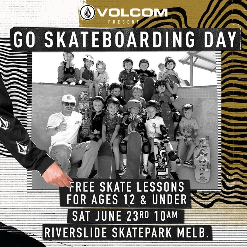 GSD with Volcom