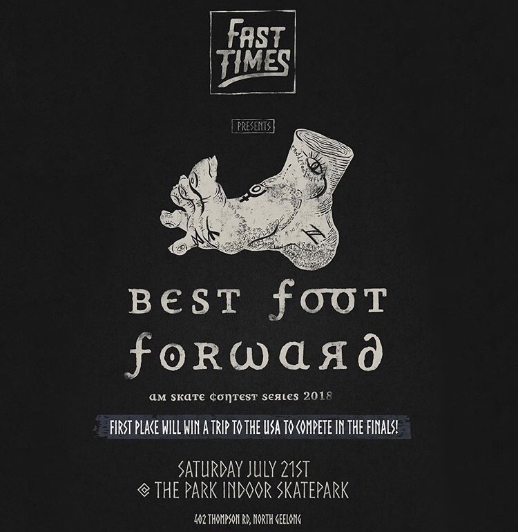 Best Foot Forward 2018