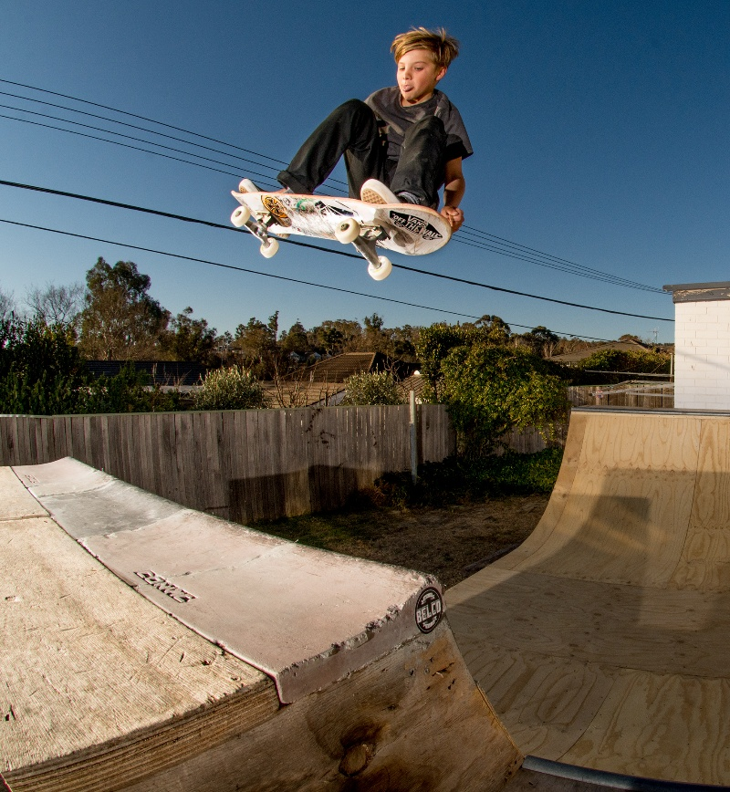 RE: Ethan Copeland's new ramp