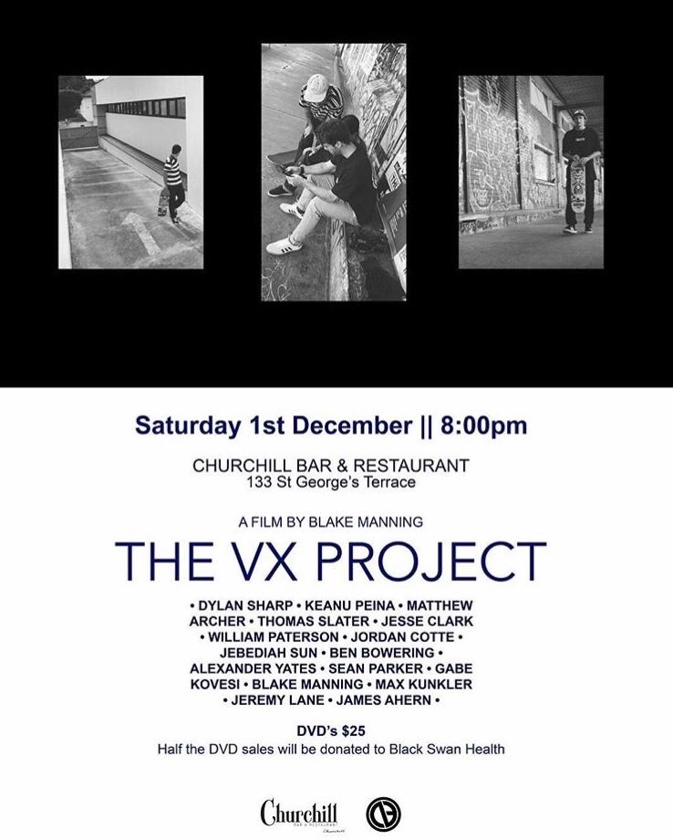 The VX Project Premiere