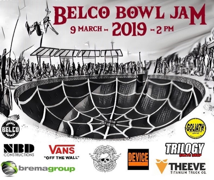 Belco Bowl Jam 2019