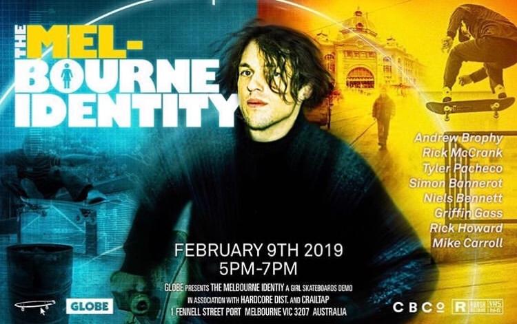 The Mel-Bourne Identity