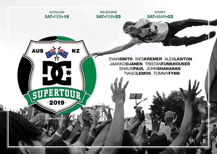 RE: DC Supertour