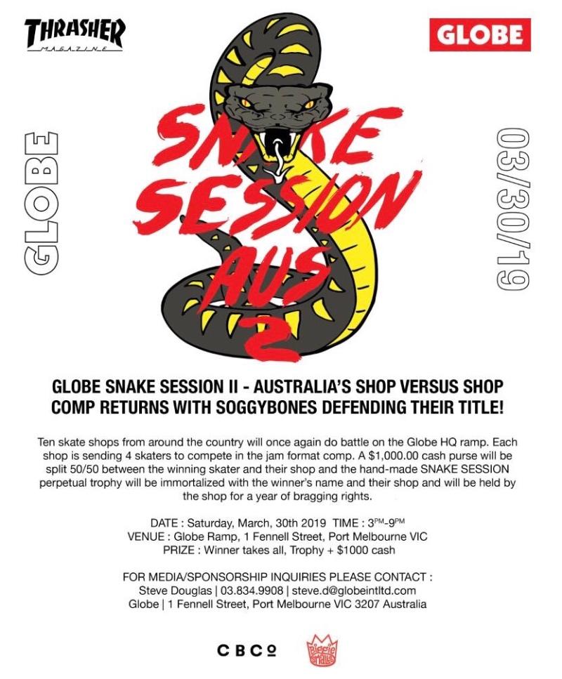 Snake Session 2019
