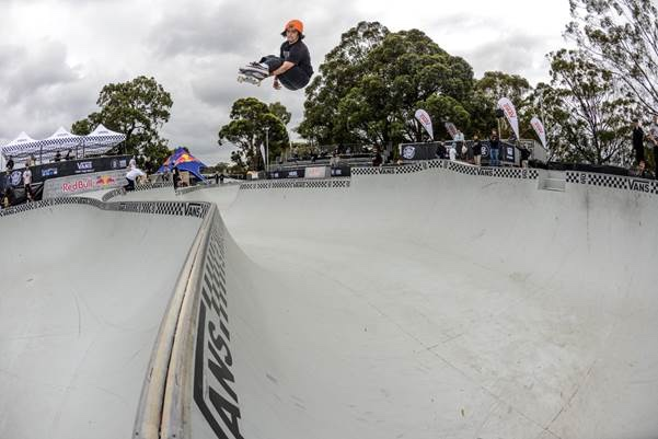 RE: Vans Parks Series Continental Championships
