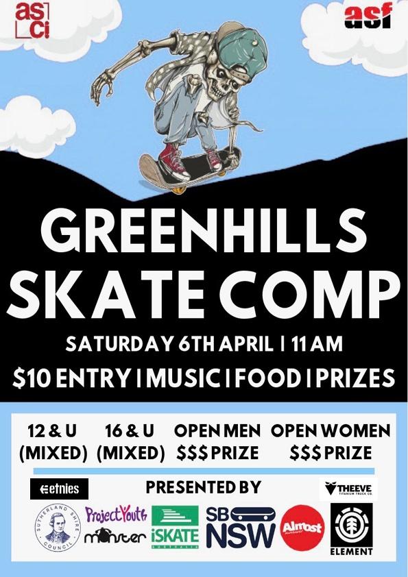 Greenhills Comp Saturday 6/4/19