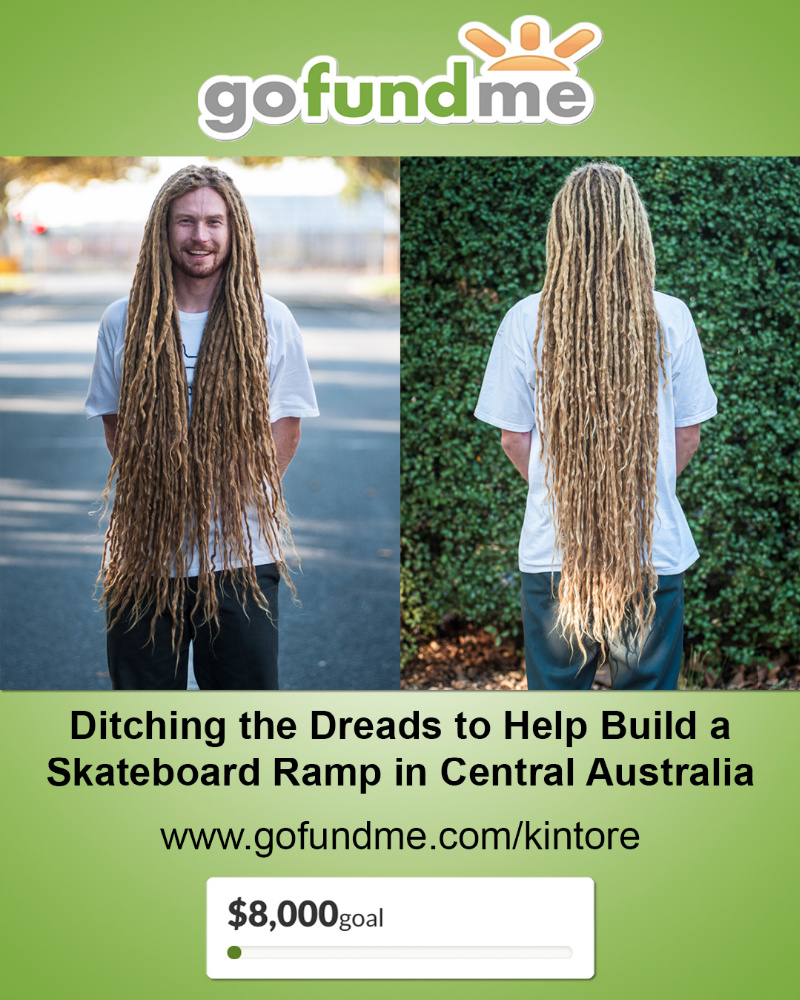 RE: Ditch the Dreads