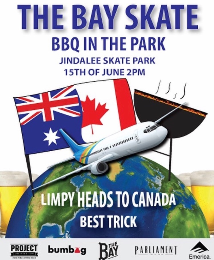 Limpy heads to Canada